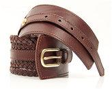 Belts Braided Waist Belt