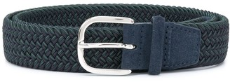 Orciani Buckle Fastened Belt