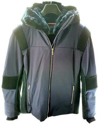 Fusalp Blue Coat for Women