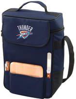 Picnic Time Duet Oklahoma Thunder City Print - Navy Bags