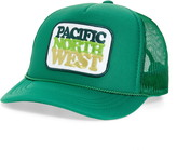 Tiny Whales Pacific Northwest Trucker Hat