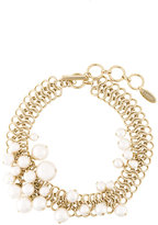 Lanvin pearl necklace