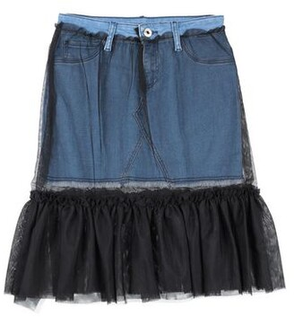 Twin-Set TWINSET Denim skirt