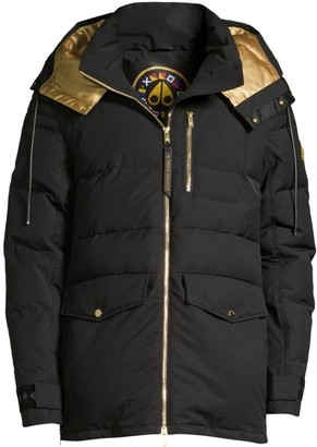 Moose Knuckles Normand Hooded Puff Jacket