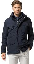 Tommy Hilfiger Contrast Hooded Field Jacket