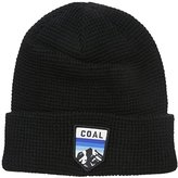 Coal Men's the Summit Waffle Knit Beanie Cuffed Hat