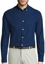 Dockers Printed Button-Front Shirt