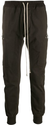 Rick Owens Performa cargo track pants