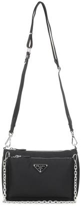 Prada Mini nylon crossbody bag