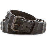 Diesel Bative Leather Studded Belt
