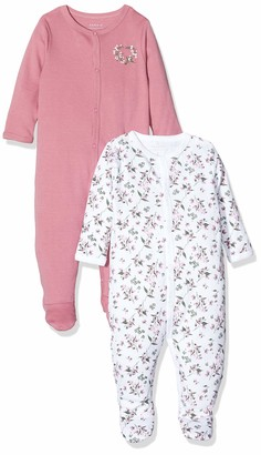 Name It Baby Girls' 13173256 Sleepsuit