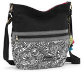 Sakroots Artist Circle Soft Bucket Bag