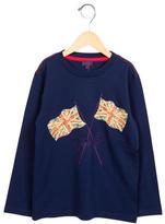 Paul Smith Boys' Flag Print Long Sleeve Shirt w/ Tags