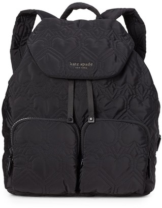 Kate Spade Jayne Small Quilted Backpack