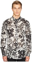Just Cavalli Souvenir Print Shirt Men's Clothing