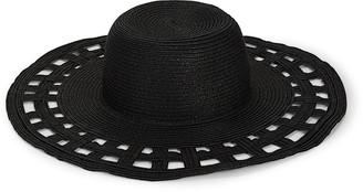 Ava & Aiden Woven Floppy Sun Hat