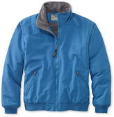 L.L. Bean Warm-Up Jacket, Fleece Lined