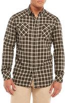 Diesel S-Koir Plaid Western Shirt