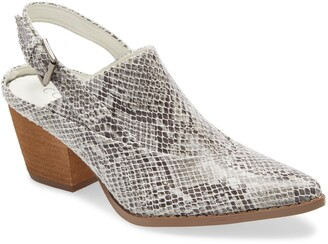 Coconuts by Matisse Go Bare Slingback Mule