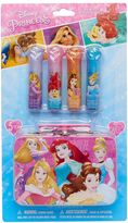 Disney Princess Rapunzel, Aurora & Ariel Girls Lip Gloss Set