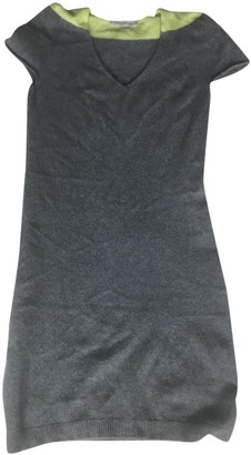 Ballantyne Grey Cashmere Knitwear for Women