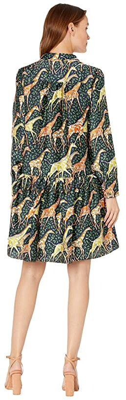 Thumbnail for your product : J.Crew Drop Waist Button-Up Dress Women's Dress