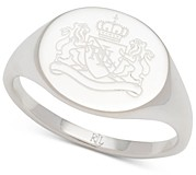Ralph Lauren Ralph Crest Ring in Sterling Silver