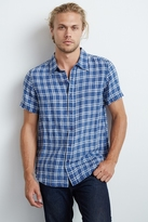Sedona Plaid Button Down Shirt