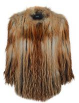 SET Fox Fur Jacket