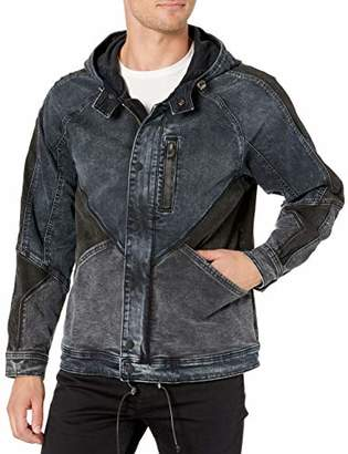 True Religion Men's Dylan Hooded Jacket SE