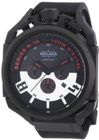 Welder Unisex 2401 K36 Oversize Chronograph Watch