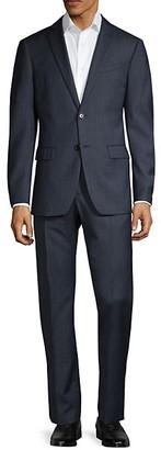 John Varvatos Standard-Fit Wool Suit