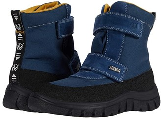 Naturino Pinacle AW20 (Little Kid/Big Kid) (Blue) Boy's Shoes