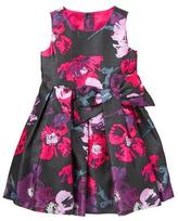 Gymboree Floral Bow Dress