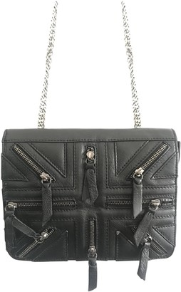 JC de CASTELBAJAC Black Leather Handbags