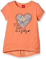 S'Oliver Girl's 53.604.32.8196 T-Shirt