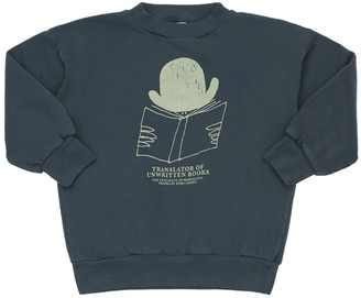 Bobo Choses Printed Organic Cotton Sweatshirt