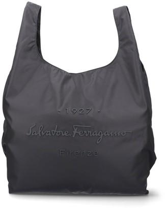 Salvatore Ferragamo 1927 Shopping Bag