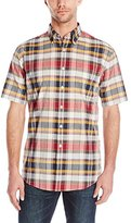 Pendleton Men's Classic Fit Seaside Madras Shirt