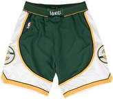 Mitchell & Ness Men's Seattle SuperSonics Authentic Nba Shorts