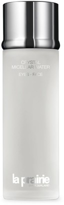 La Prairie Crystal Micellar Water Eyes & Face