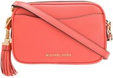 MICHAEL Michael Kors Pebbled tassel detail crossbody bag