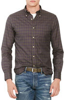 Polo Ralph Lauren Slim-Fit Plaid Twill Shirt