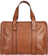 Gerard Darel Cut Leather Shoulder Bag, Camel
