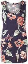 Dorothy Perkins **Tall Navy Floral Vest