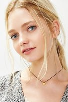 Urban Outfitters Mini Tag Short Necklace
