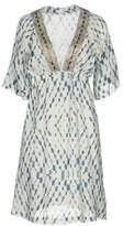 120% Lino Short dress