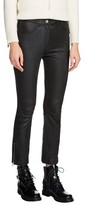Maje Women's Pavela Lambskin Leather Pants