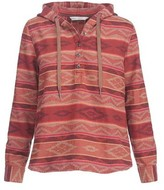Woolrich Women's First Light Jacquard Hoodie