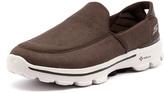 Skechers Men's Go Walk 3 LT Chocolate